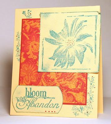 Bloom with Abandon