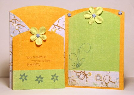 Trifold Double Pocket Inserts