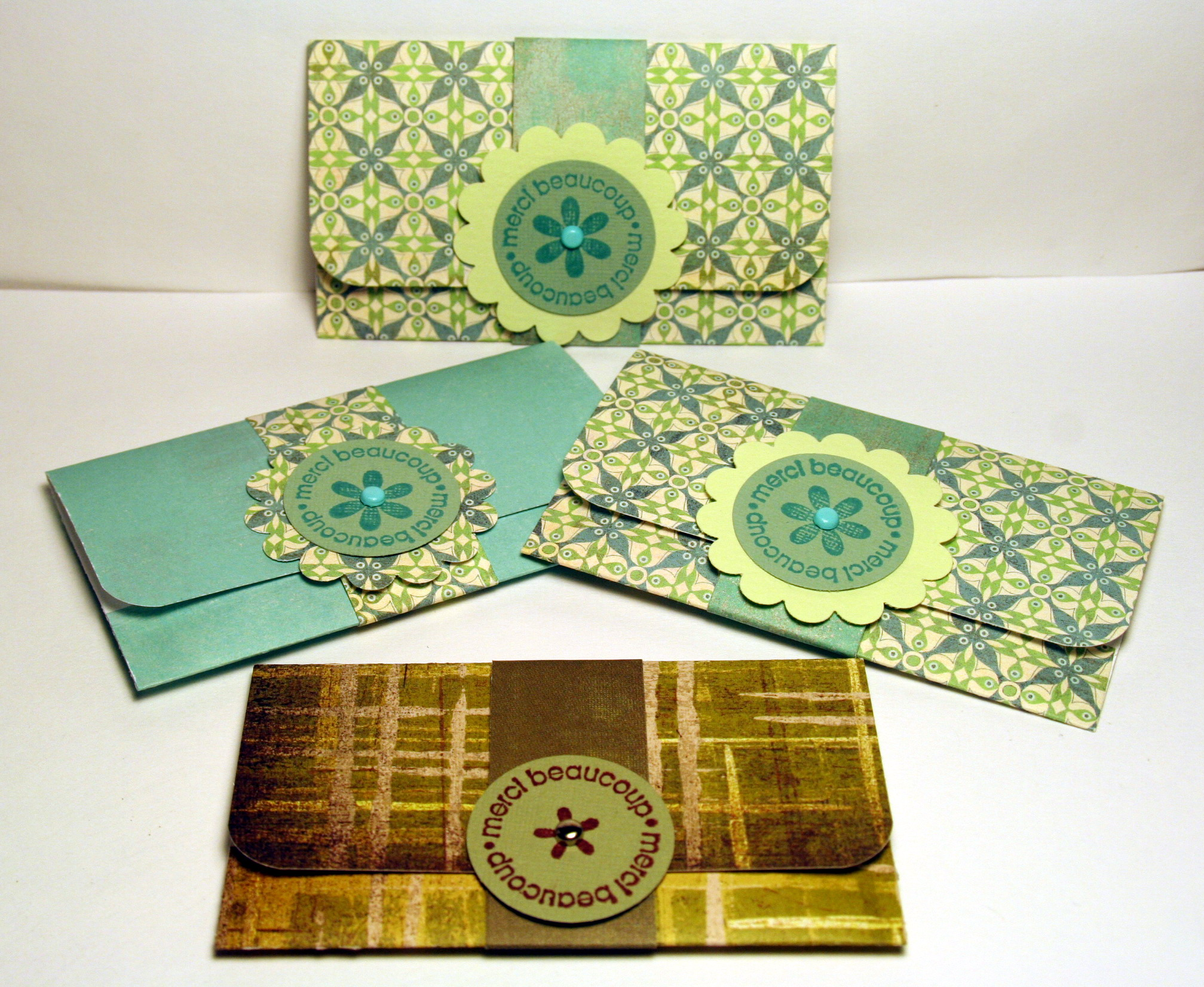 Simple Gift Card Holders  A Creative Need