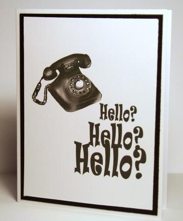 Hello Retro Phone