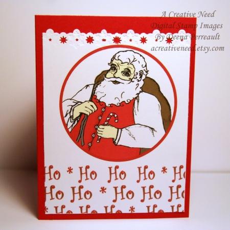 ACN Ho ho ho Santa
