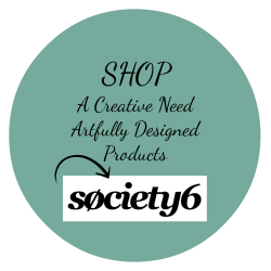 Shop Society6 badge