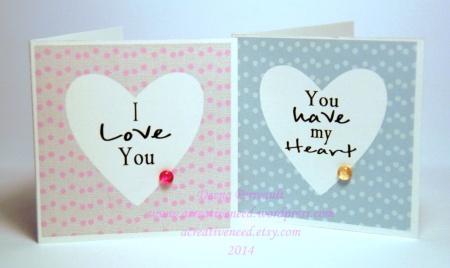 Sweet Mini Valentines 2