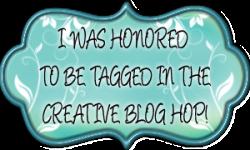 Creative Blog Hop Participant