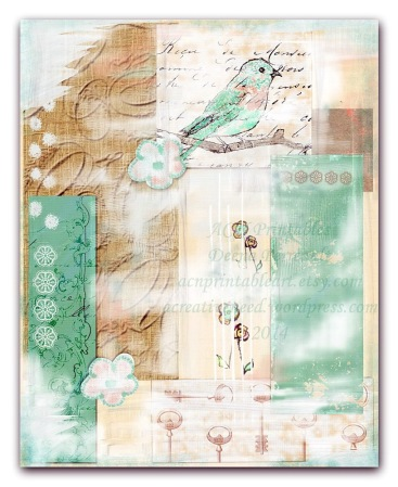 Mixed Media Canvas Creative Nature Preview 2