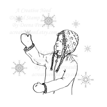 A Creative Need Snow Happy preview