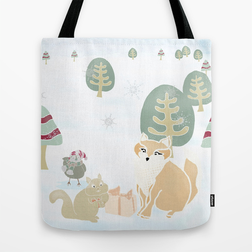 FF Winter Gathering Tote - Copy